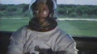 Actress Jenny Agutter In Space Suit