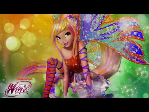 Winx Club Movie Video Game - Stella's New Dress Up (NEW Winx Club Game for Girls)