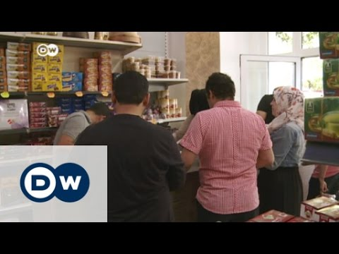 Berlin's Arab Road welcomes newcomers | DW News
