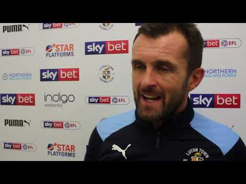 Nathan Jones on the 3-2 victory over Shrewsbury Town