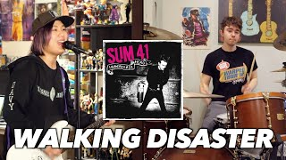 Sum 41 - Walking Disaster (Band Cover by Minority 905)