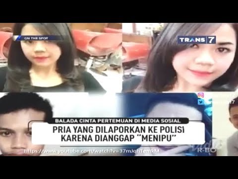 Bakada Cinta Di Media Sosial || On The Spot Trans 7 Terbaru 20 Nopember 2017