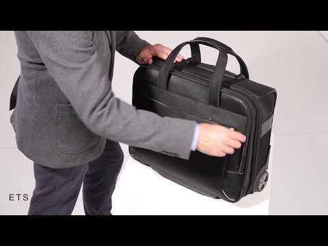 Samsonite Business - Spectrolite 2.0 Office Case on Wheels 15.6""