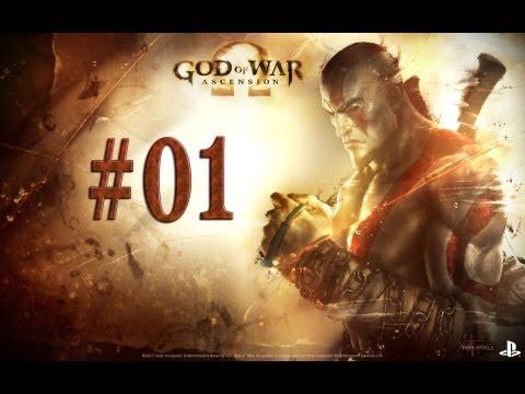 God Of War Ascension Gameplay ITA Walkthrough Parte 01