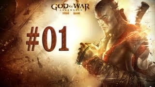 God Of War Ascension Gameplay ITA Walkthrough Parte 01