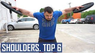TOP 6 exercises for SHOULDERS / A.TOROKHTIY