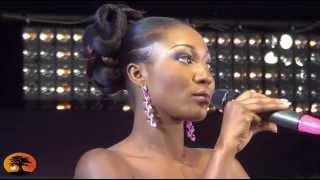 Miss Togo 2015: La redoutable épreuve des questions.