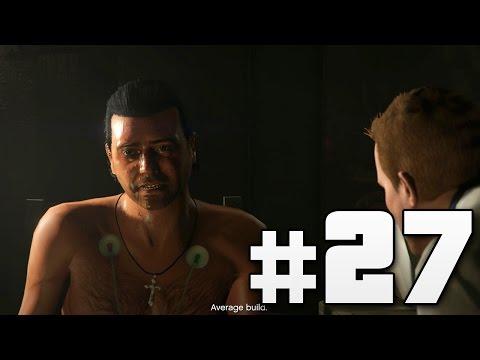 Grand Theft Auto V First Person - Part 27 - TORTURE MISSION (GTA V Walkthrough)