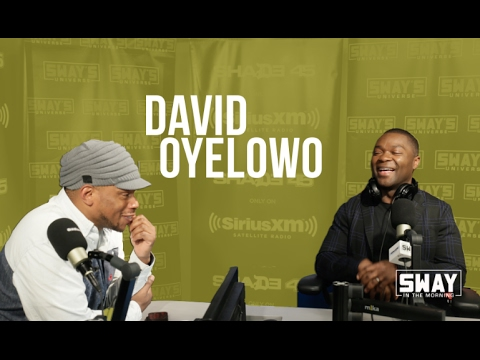 "David Oyelowo Speaks on Overcoming Interracial Dating Challenges + ""A United Kingdom"" Movie"