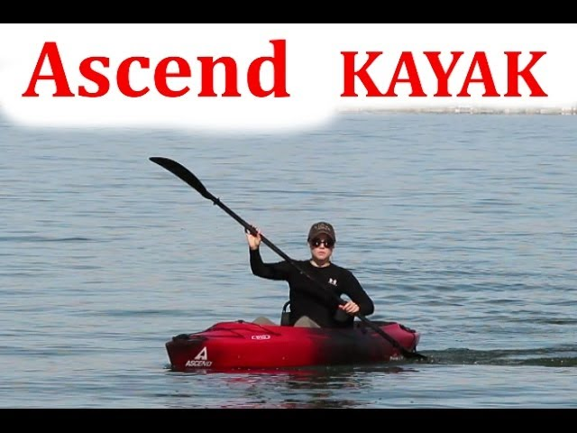 First Look at The New 2014 Ascend D10 Kayak Review