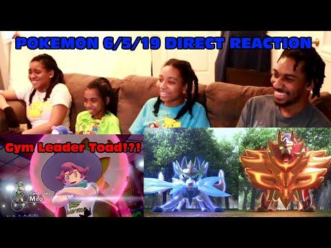 gym-leader-toad!?-pokemon-sword-/-shield-6/5/19-direct-reaction!