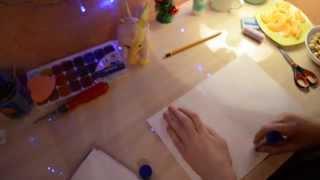 Как сделать свой скетчбук(Простой и довольно быстрый способ сделать свой небольшой скетчбук. Надеюсь вам все понятно :3 Видео скак..., 2015-01-04T16:24:44.000Z)