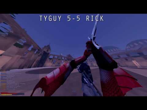 Sir Shield vs Rick: The Rematch