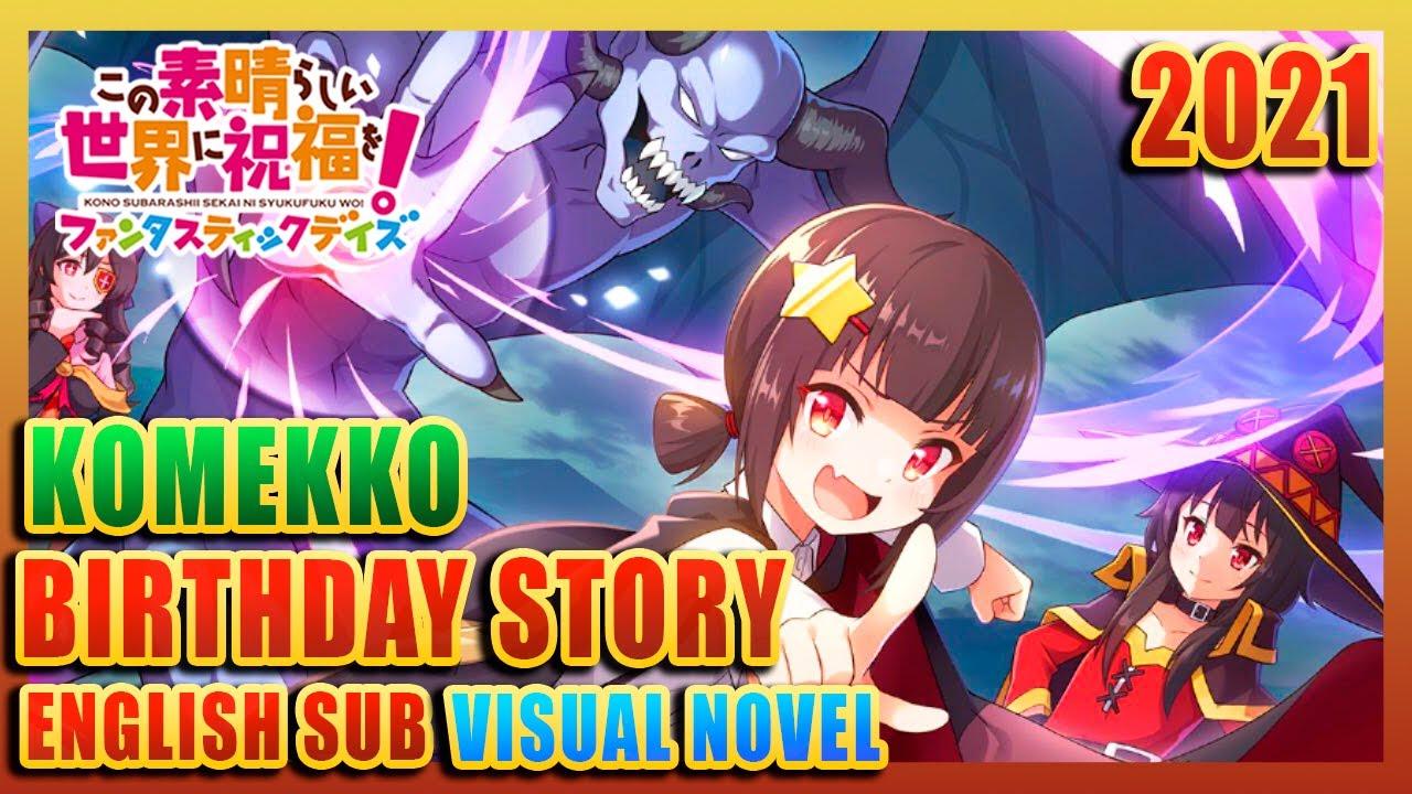 KONOFAN | BIRTHDAY STORY | Komekko | 2021