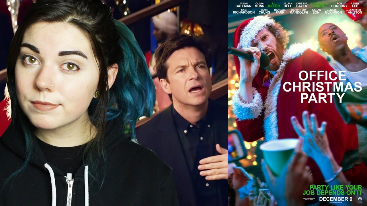 Office Christmas Party | Movie Review - YouTube