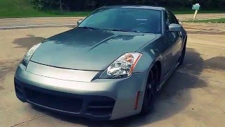 2003 Nissan 350Z 80k miles Lowered awesome sound system