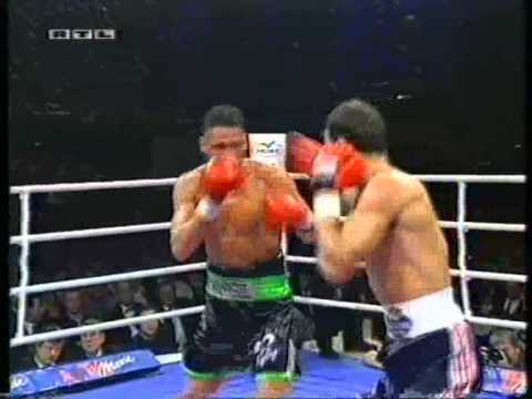 Virgil Hill vs Henry Maske I