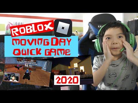 Roblox 🚚 Moving Day [Story] (9 May 2020) ~ Zafree ~