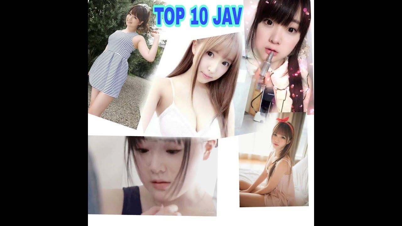 Top 10 diễn viên trẻ đẹp được nhiều người yêu thích | Top 10 beautiful J.A.V actors