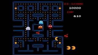PacMan (Nes) on PSP