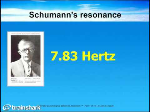 PART1: What is Schumanns Resonance? - Biopsychological Effects of Ascension