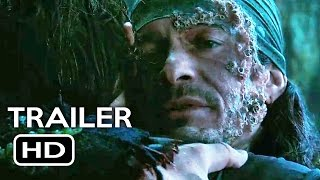 Pirates of the Caribbean 5 Pirate's Life Trailer (2017) Johnny Depp Movie HD