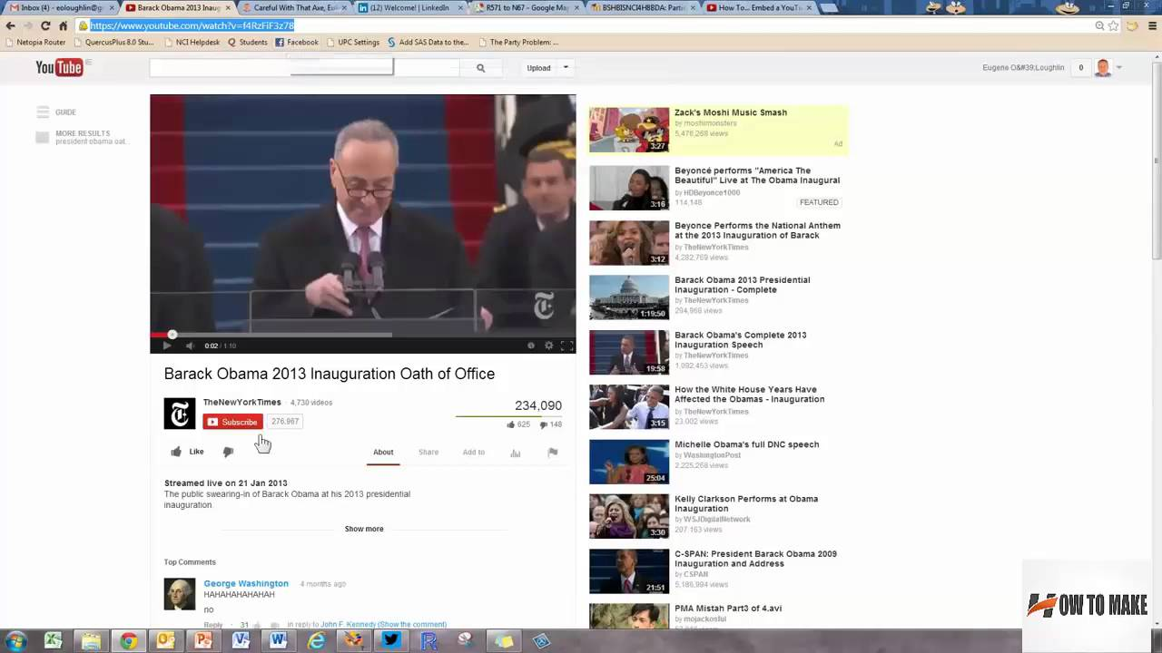 How to embed a youtube video into powerpoint 2010 youtube how to embed a youtube video into powerpoint 2010 ccuart Gallery
