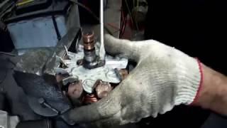 Ремонт генератора Бош от Форд Транзит