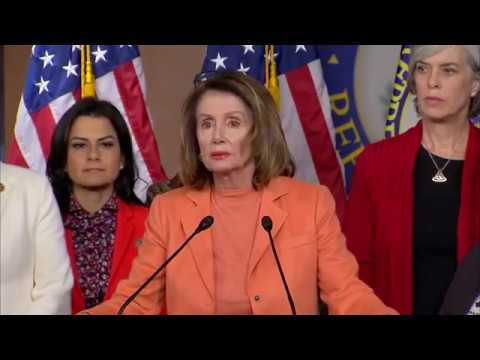 House Democrats talk about government shutdown