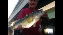 Lake Underhill fishing with Dad