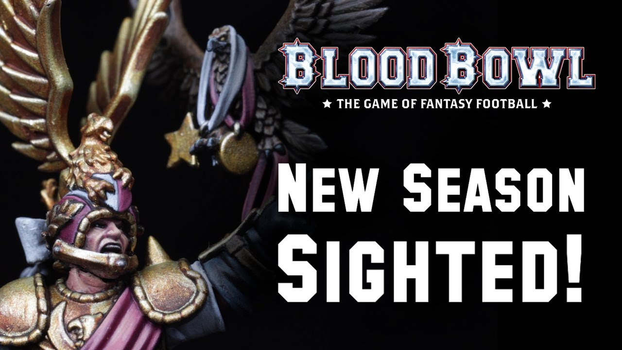 Blood Bowl - New Season Sighted!