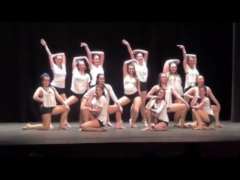 Geneseo Orchesis Spring Showcase 2016 Confident