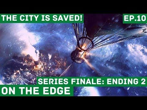 SAVING NEW LONDON | ALTERNATE ENDING | Frostpunk - On The Edge EP.10 [TYCOON T-DAYS] |