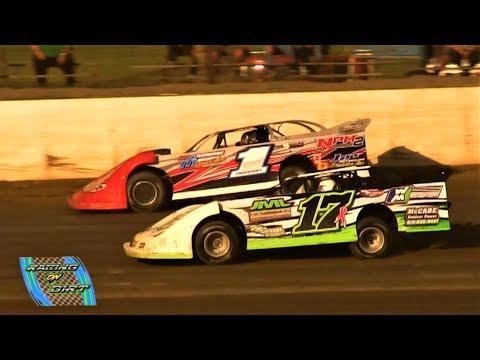 6-16-18 Late Model Heat 2 Oakshade Raceway