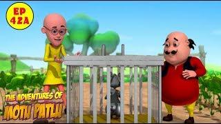 Motu Patlu | Carrot Thief | Best Cartoon For Kids