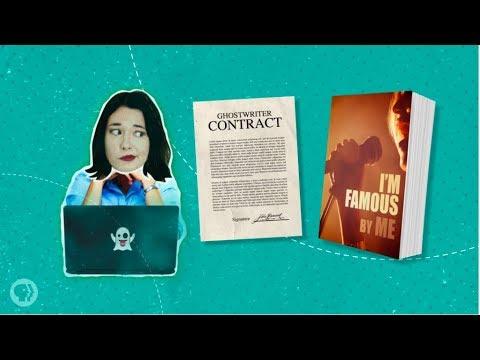 Fear of GhostWriting (Feat. Lindsay Ellis)  | It's Lit! | PBS Digital Studios