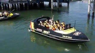 2 x Paradise Jet Boats - Mariner's Cove, Gold Coast