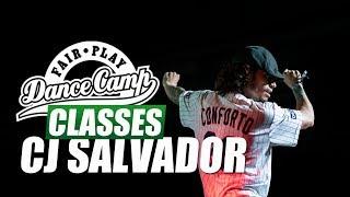 ★ CJ Salvador ★ NASA ★ Fair Play Dance Camp 2018 ★