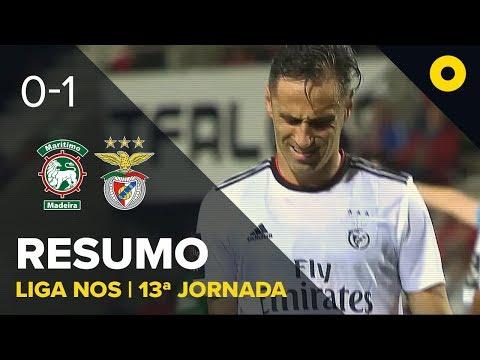 Marítimo 0-1 Benfica - Resumo | SPORT TV