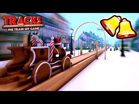 MUSICAL TRAIN plays CAROL of the BELLS! - Tracks - The Train Set Game Ep 9