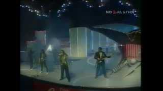"""Юрий Филоненко и группа Чёрная кошка """"Твой поцелуй"""" (Звуковая дорожка) 1993"""