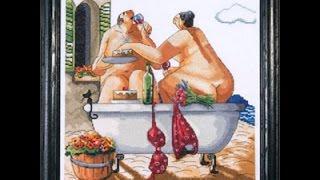 """Проект """"Дорогой Рональд, ...""""  /Bathing Beauties 1/4   + новый наборчик :))"""