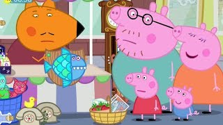 Peppa Pig English Full Episodes ✔️The Market