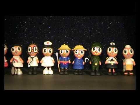 Thai National Anthem(animation): เพลงชาติเพื่อเด็กไทย