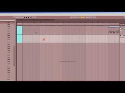8 - Ableton Live Desde 0 -  Introducción a Drum Rack