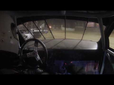 May 17 2019 Belle-Clair Speedway  Pro 4 Heat Race 2 412 In car