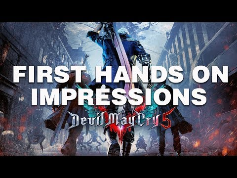 Devil May Cry 5 First Hands-On Impressions (Xbox One Demo) thumbnail