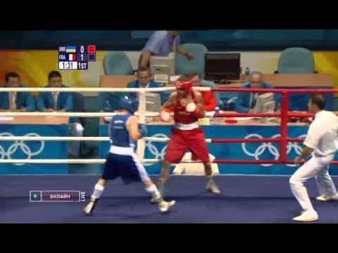 Ломаченко-Кедафи финал ОИ Пекин 2008