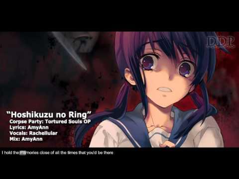 """[ENG] """"Hoshikuzu no Ring"""" - Corpse Party: Tortured Souls OP [feat.Rachellular]"""