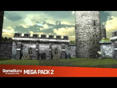 gameguru mega pack 2 free download